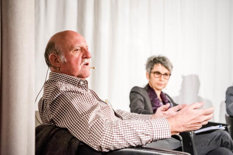 Gesund im Gefängnis?; Polit-Forum Bern; 03.12.2019; Bild: Susanne Goldschmid