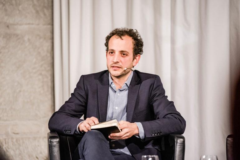 """""""Staatskrise durch Schweizer Kredite?""""; Polit-Forum Bern; 03.12.2019; Bild: Susanne Goldschmid"""
