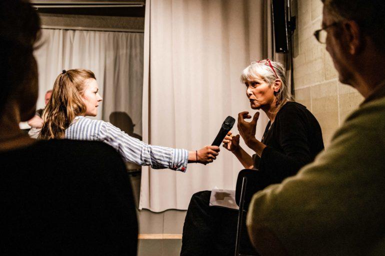Ein erster Einordnungversuch,18.06.2020; Bild: Susanne Goldschmid